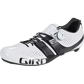Giro Factor Techlace - Chaussures Homme - blanc/noir